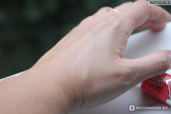 Крем для рук и ногтей Librederm АЕвит чёрная смородина и белый уголь фото