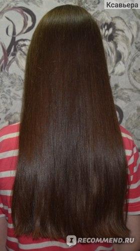 Маска для волос Planeta Organica Густая черная Марокканская Против выпадения  фото