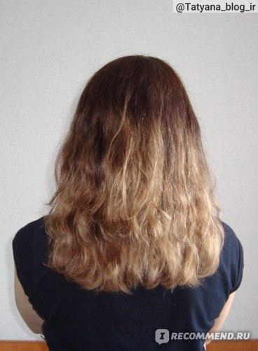 Masil + оттеночный бальзам для волос.