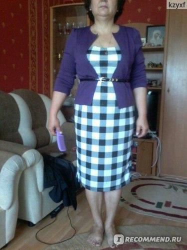 Платье AliExpress 2015 Summer Women Dress vestidos Elegant Long Sleeve Patchwork Tunic Work Business Party Bodycon Pencil Sheath Casual Dress фото