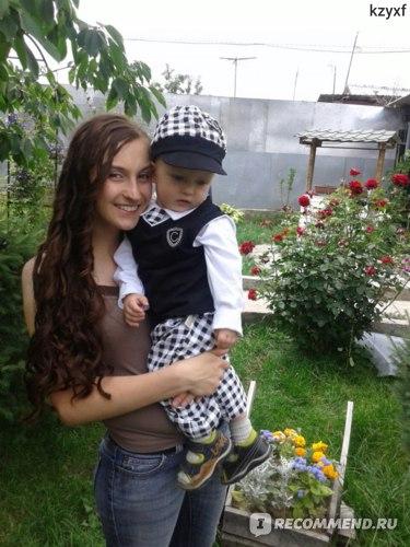 Костюмчик AliExpress Boy Baby Full 5 pcs Formal Suit Set Christening Outfit Wedding kids 0-2Y фото