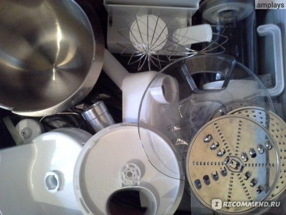 Кухонный комбайн BOSCH MUM4756EU фото