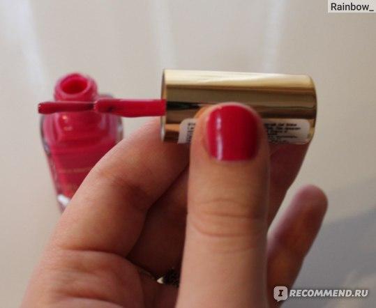 Лак для ногтей Max Factor Gel Shine Lacquer фото