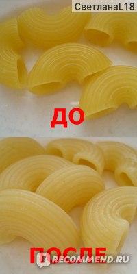 Макаронные изделия  Maltagliati  фото