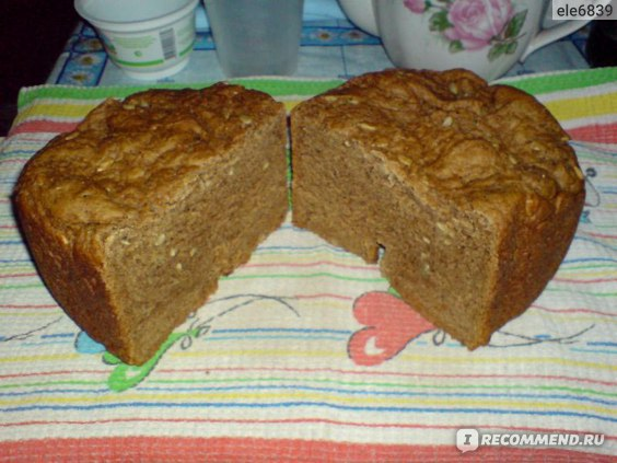 Хлебопечка Binatone BM-1068 фото