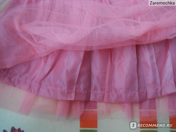 Платье AliExpress New-Kids-Toddlers-Girls-Party-Pageant-Vintage-Lace-Dress-Tulle-Tutu-Skirt фото