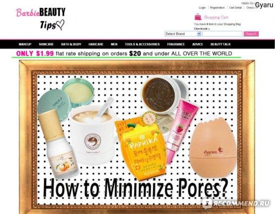 barbiebeautytips.com фото