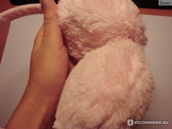 Теплые наушники Aliexpress Fluffy warm Earmuffs Ear ear after winter super stealth belt, welcome to buy! фото