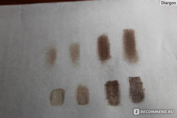 Тени для век Essence Quattro Eyeshadow фото