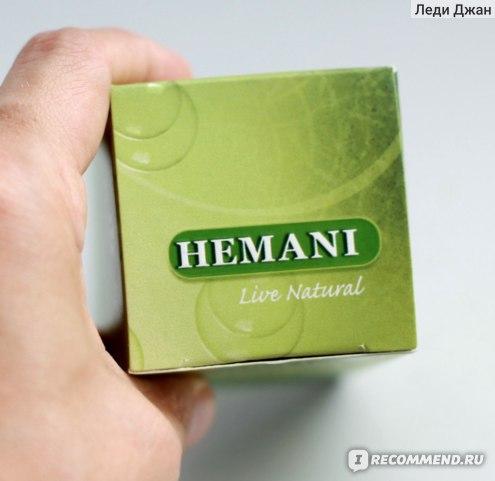 масло усьмы HEMANI
