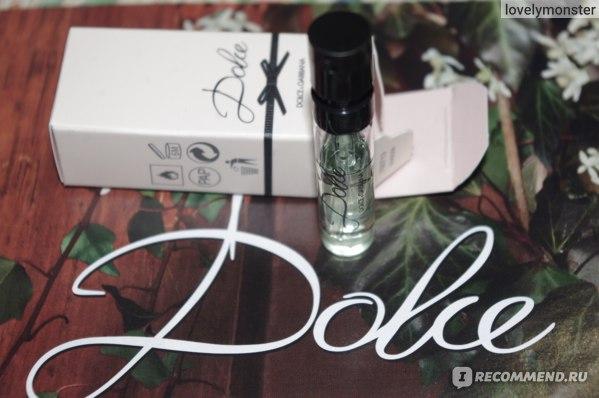 Dolce & Gabbana  Dolce фото