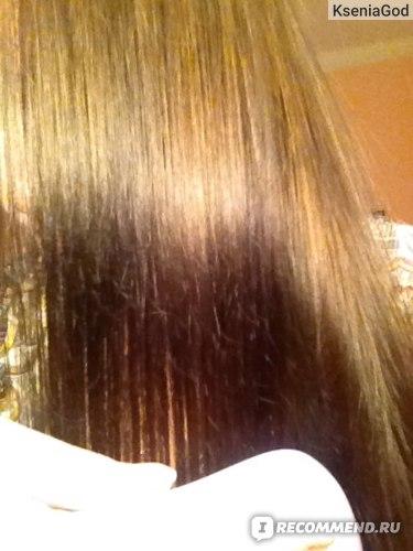 Хотя цвет волос еще далек от моего идеала(( после печальной истории блондирования