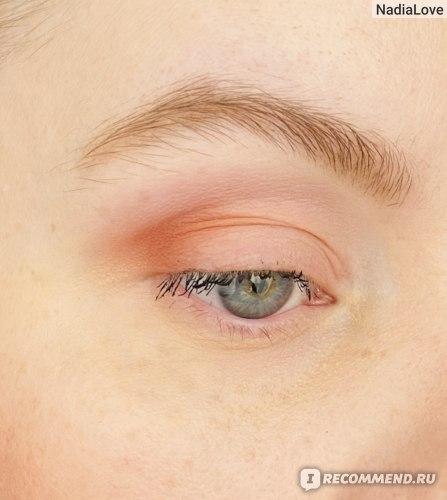 Палетка теней для век NYX Professional Makeup Lid lingerie shadow palette фото