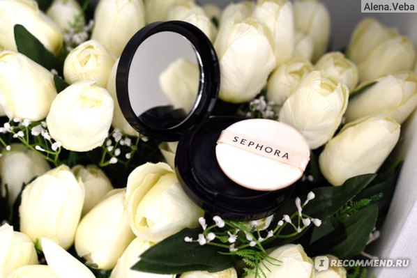 Тональная основа Wonderful Cushion Sephora