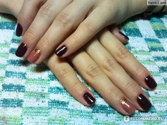 Гель-лак для ногтей RuNail Laque фото