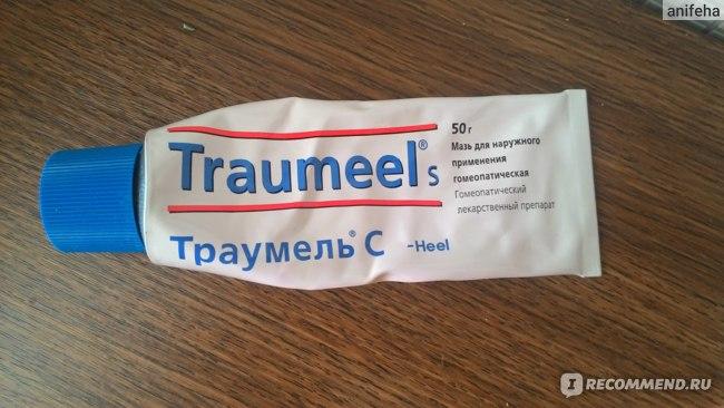 Гомеопатия Heel Траумель С (мазь) фото