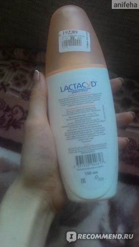Мусс для интимной гигиены GlaxoSmithKline Лактацид / Lactacyd Femina фото
