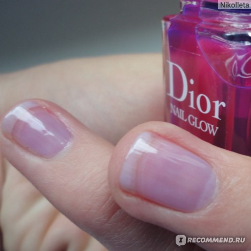 Лак для ногтей Dior Nail Glow