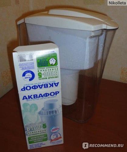 Фильтр для воды  АКВАФОР Арт фото