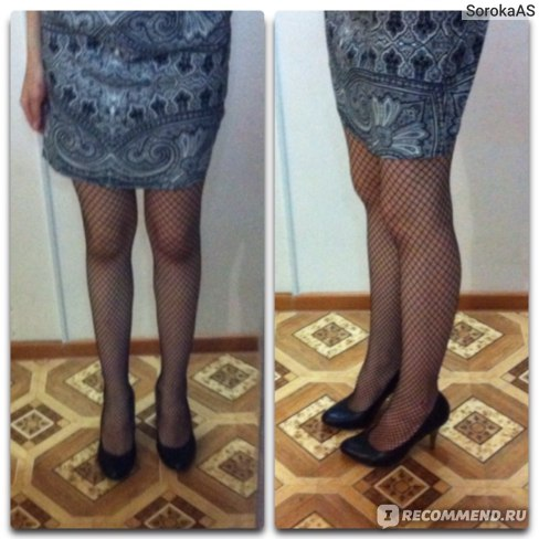 Чулки Aliexpress New Womens Small Sexy Fishnet stockings Black knee high socks фото