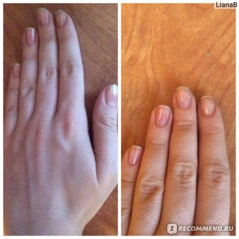 Биовоск для ногтей DNC питательный фото