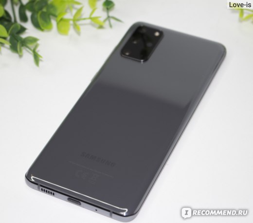Смартфон Samsung Galaxy S20 Plus (S20+) фото