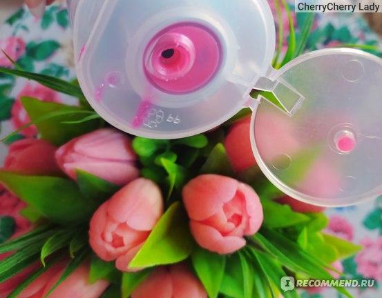 Капус розовый блонд бальзам отзыв с фото
