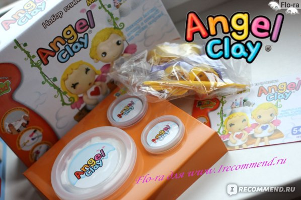 Angel Clay набор Милый ангел.