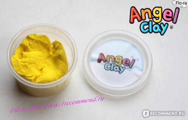 Жёлтая глина Angel Clay.