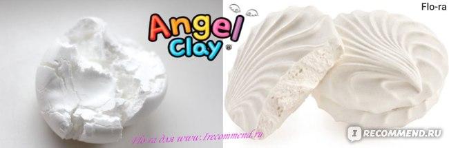 Angel Clay - лёгкая и воздушная глина