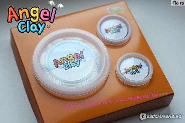 Angel Clay. Упаковка.