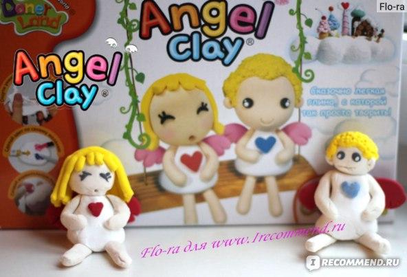 Angel Clay набор Милый ангел