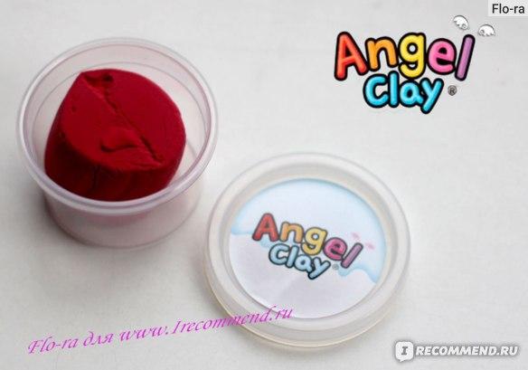 Красная глина Angel Clay.