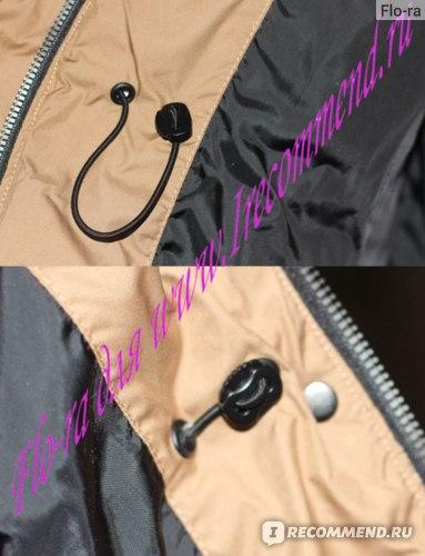 Пуховики AliExpress OSA 2014 Hot Design New Winter Fashion Long-sleeve Slim Warm Couples Down Coat Women's Outwear Coat Jacket MY39012 фото