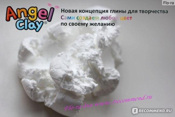 Angel Clay - глина с удивительными свойствами