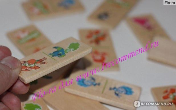 "Затейники Домино ""Фиксики"" фото"