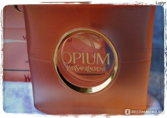 Yves Saint Laurent  Opium Vapeurs de Parfum  фото