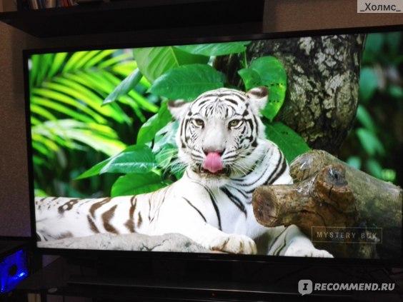 Телевизор Samsung UE 40 JU 6490 U
