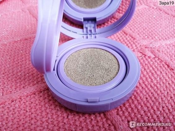 Увлажняющий тональный кушон для лица Faberlic  iSeul фото