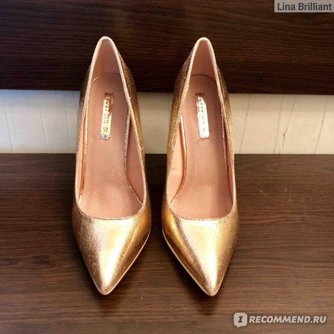 Туфли на высоком каблуке LOST INK Amelie High Court фото