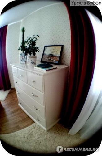 комод ИКЕА  биркеланд с 6 ящиками фото