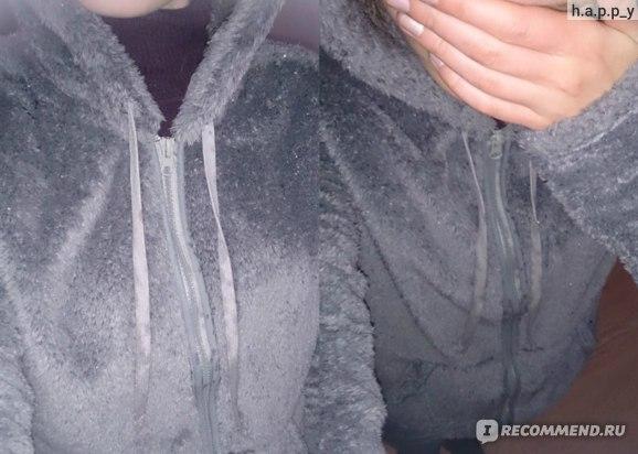 Толстовка Gloria Jeans Утеплённая, Серая - GAC000995 фото
