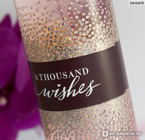 Спрей для тела Bath & Body Works A Thousand Wishes фото