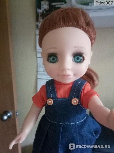 Весна Кукла Ася 5, 26 см.  фото