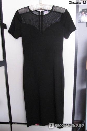 Платье AliExpress Sexy Bandage Dress 2017 Summer Black Dress Short Sleeve Mesh Patchwork Dresses Elegant Pencil Bodycon Back Zippper Dress Vestido фото