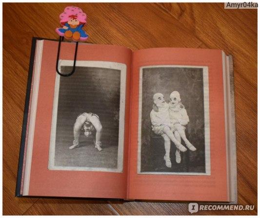 Дом странных детей, Ренсом Риггз фото