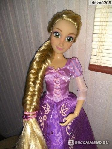 Disney Кукла Rapunzel Classic Doll - 12'' фото