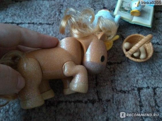 "Disney Набор ""Белль"" Animators' Collection Belle Mini Doll Play Set фото"