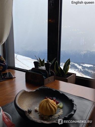 Ресторан «Высота 2320», Сочи фото