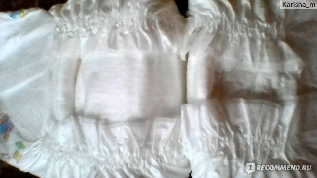 Подгузники Ромашкин луг JUNIOR (11-25 кг) фото